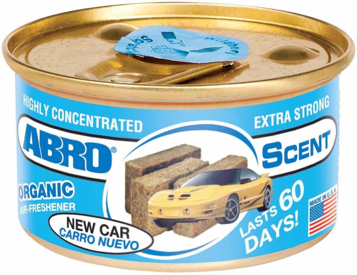 Освежитель воздуха Abro Органик, новая машинаAS-560-NCВысококонцентрированный освежитель воздуха на основе натуральных органических компонентов с широкой линейкой приятных ароматов сохраняет аромат до 60 дней.Содержит органические натуральные компоненты.