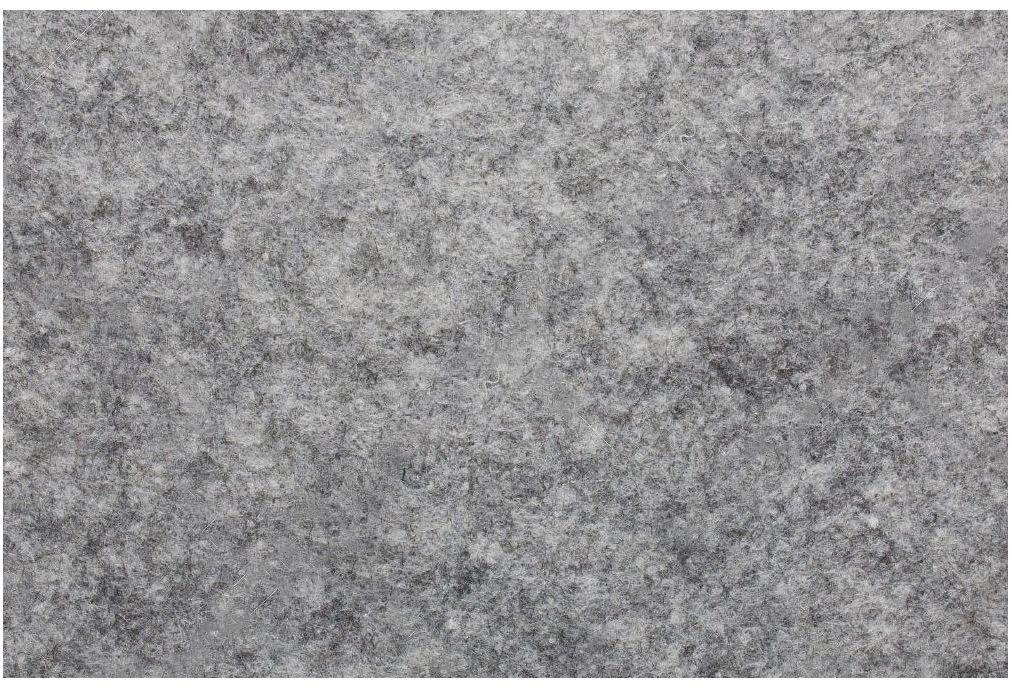 Фетр для творчества Glorex, цвет: серый, 20 x 30 см7705468