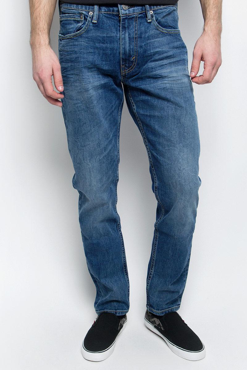 Джинсы мужские Levi's® 512, цвет: синий. 2883300200. Размер 30-34 (46-34) джинсы 40 недель джинсы