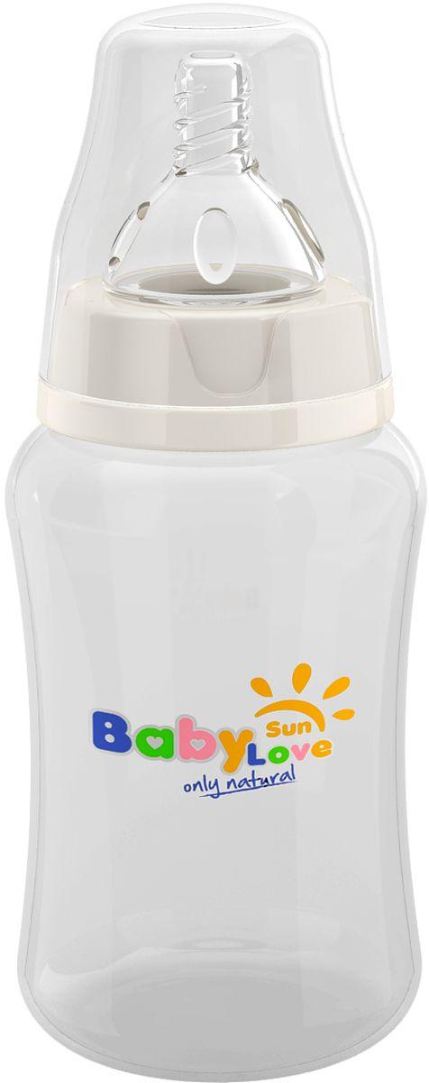 Baby Sun Love Бутылочка для кормления 210 мл