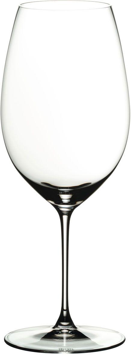 Набор фужеров для красного вина Riedel Veritas. New World Syrah. Shiraz, цвет: прозрачный, 650 мл, 2 шт6449/30