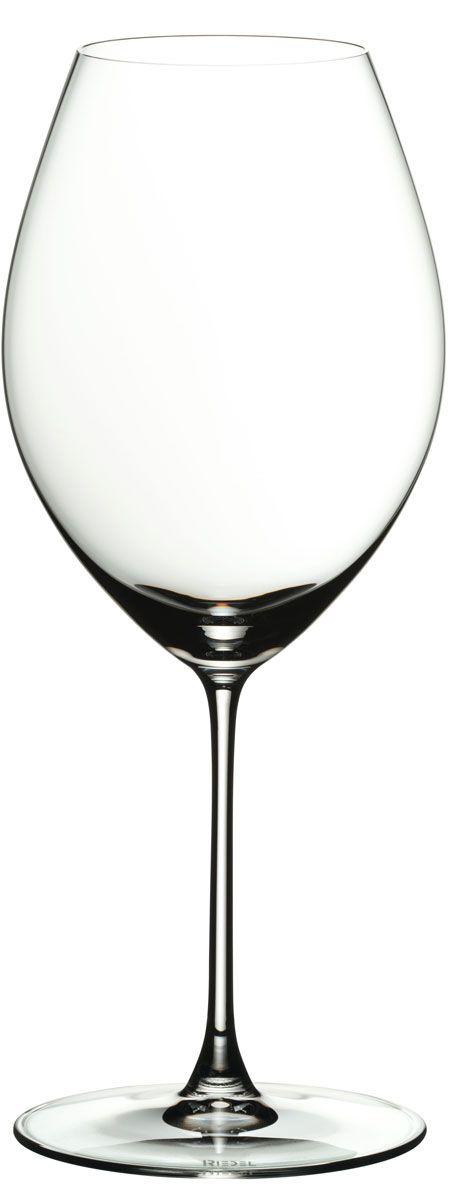 Набор фужеров для красного вина Riedel Veritas. Old World Syrah, цвет: прозрачный, 600 мл, 2 шт6449/41