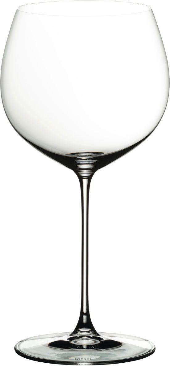 Набор фужеров для белого вина Riedel Veritas. Chardonnay, цвет: прозрачный, 620 мл, 2 шт6449/97