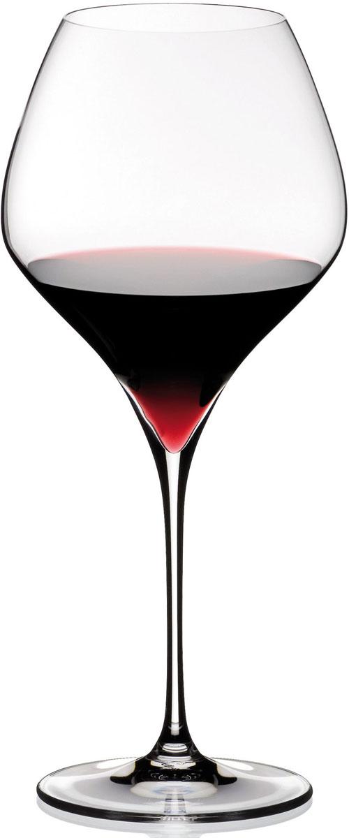 Набор фужеров для красного вина Riedel Vitis. Pinot Noir, цвет: прозрачный, 770 мл, 2 шт0403/07