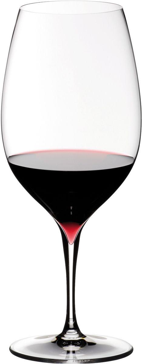 Набор фужеров для красного вина Riedel Grape. Syrah. Shiraz, цвет: прозрачный, 780 мл, 2 шт6404/30