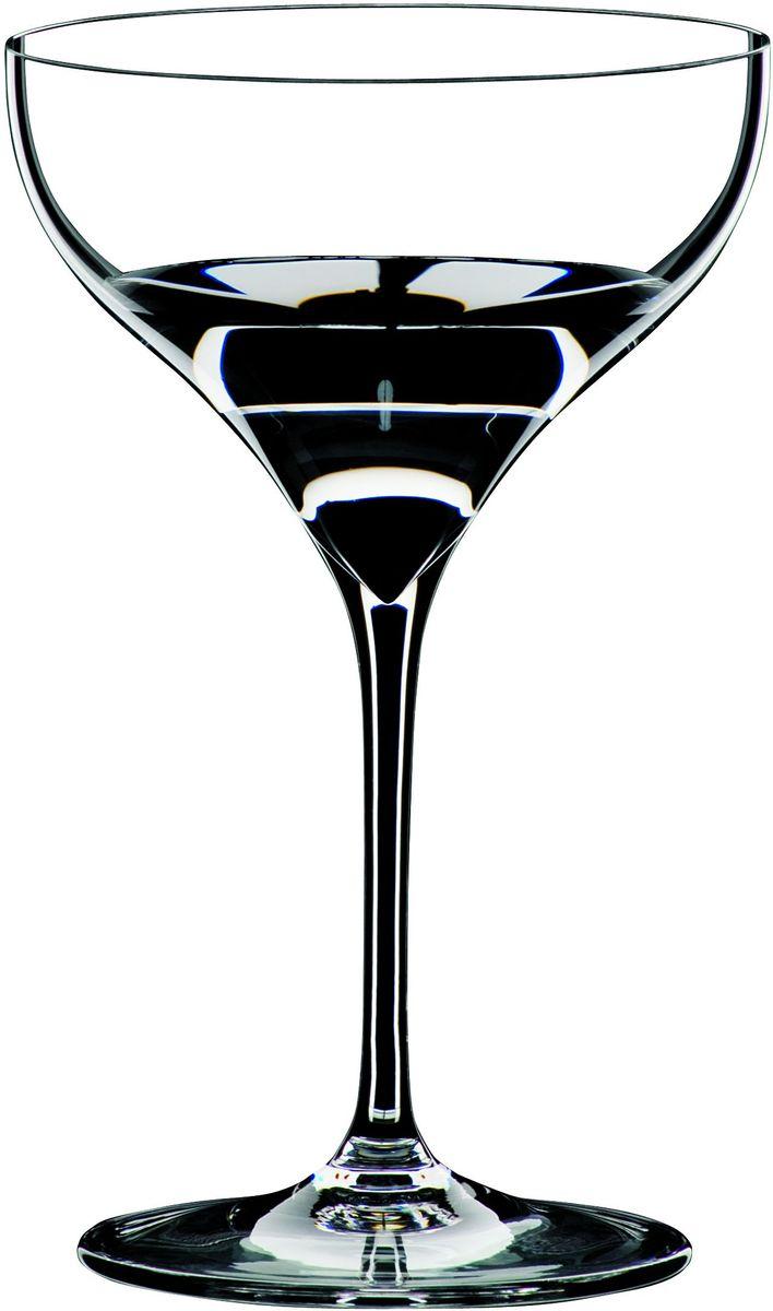 Набор фужеров для коктейлей Riedel Grape. Martini, цвет: прозрачный, 275 мл, 2 шт6404/17