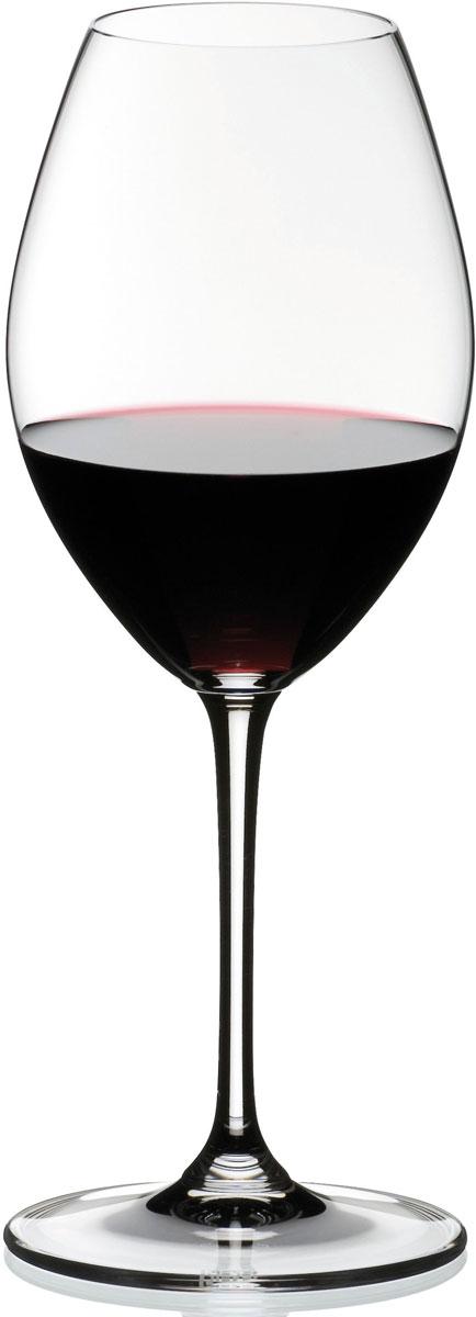 Набор фужеров для красного вина Riedel Vinum. Tempranillo, цвет: прозрачный, 400 мл, 2 шт6416/31