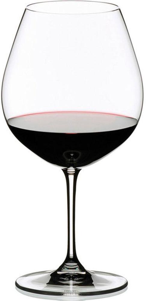Набор бокалов для красного вина Riedel Vinum. Burgundy, 700 мл, 2 шт sexy stand collar 3 4 sleeve see through cut out women s blouse