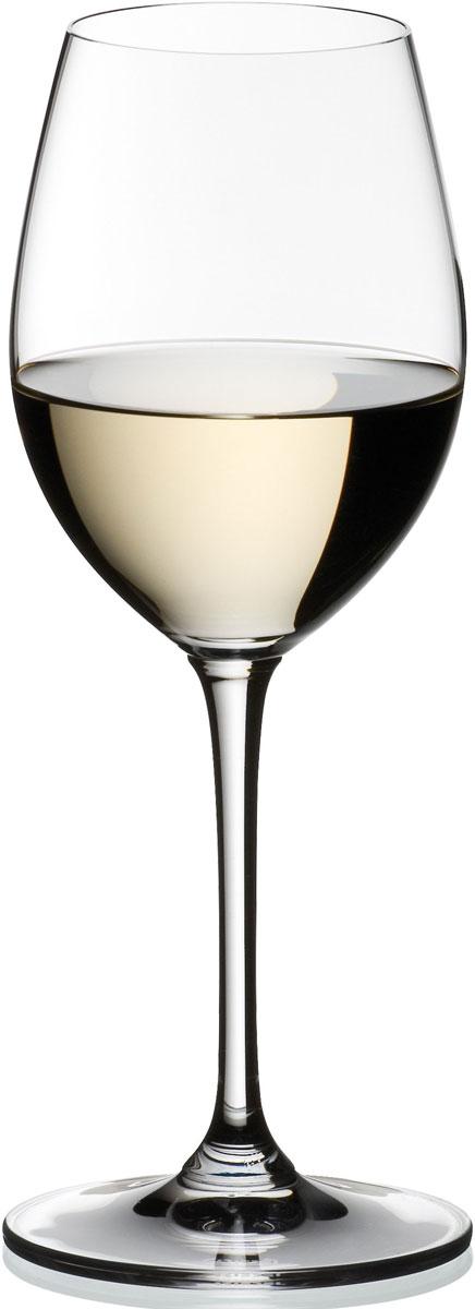 Набор бокалов для белого вина Riedel Vinum. Sauvignon Blanc, цвет: прозрачный, 350 мл, 2 шт6416/33Бокалы Riedel Vinum. Sauvignon Blanc, выполненные из стекла, прекрасно подойдут для белого вина. Они имеют элегантный дизайн. Объем: 350 мл.
