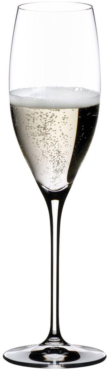 Набор фужеров для шампанского Riedel Vinum. Prestige Cuvee, цвет: прозрачный, 230 мл, 2 шт набор фужеров для белого вина riedel vinum xl riesling grand cru цвет прозрачный 405 мл 2 шт