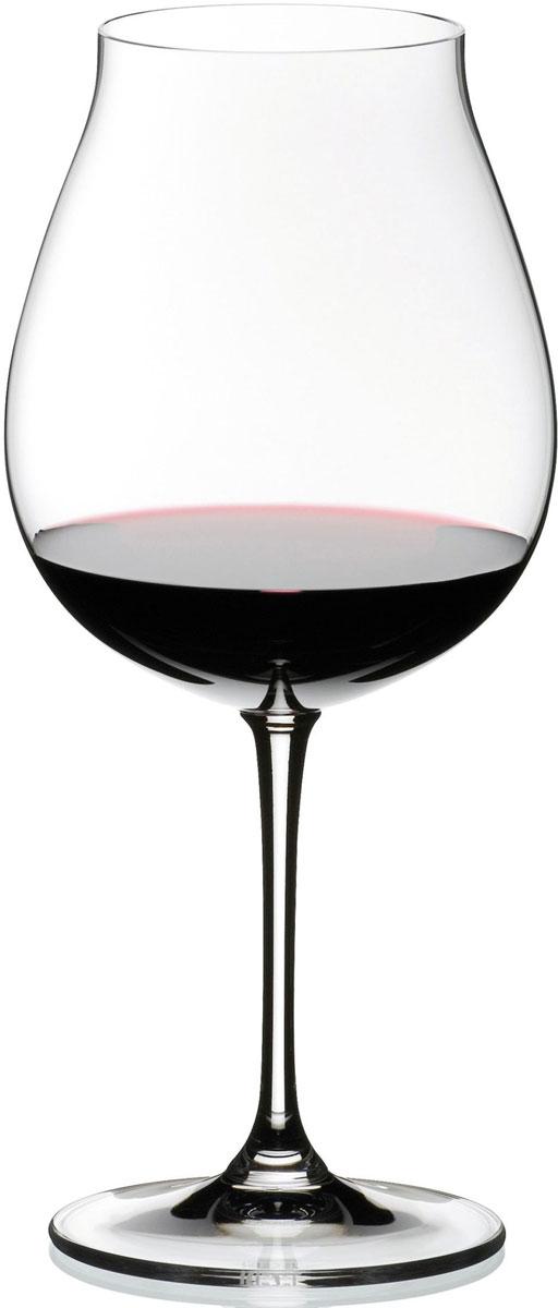 Набор фужеров для красного вина Riedel Vinum XL. Pinot Noir, цвет: прозрачный, 800 мл, 2 шт6416/67