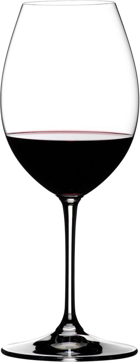 Набор фужеров для красного вина Riedel Vinum XL. Hermitage, цвет: прозрачный, 590 мл, 2 шт6416/41