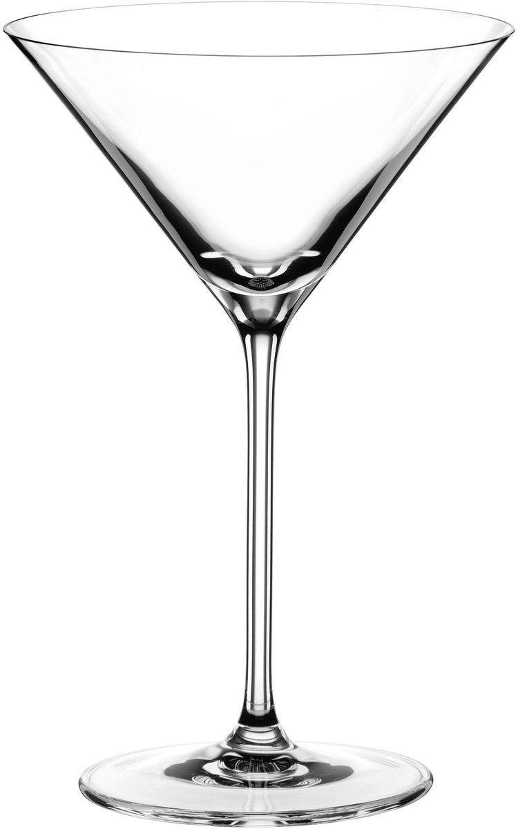 Набор фужеров для коктейлей Riedel Vinum XL. Martini, цвет: прозрачный, 270 мл, 2 шт набор трубочек для коктейлей кристалл с изгибом 250 шт