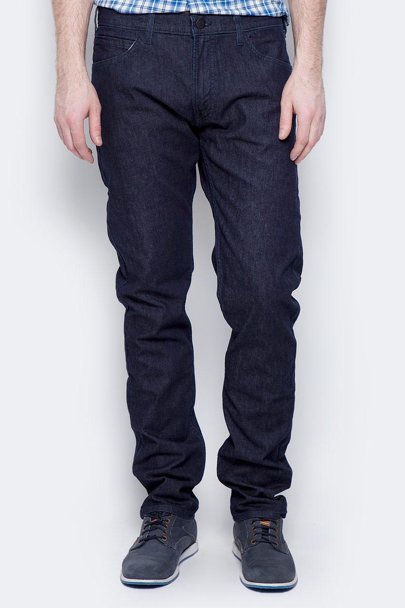 Джинсы мужские Lee Luke, цвет: темно-синий. L719JJ36. Размер 33-34 (48/50-34) футболка классическая printio star lord