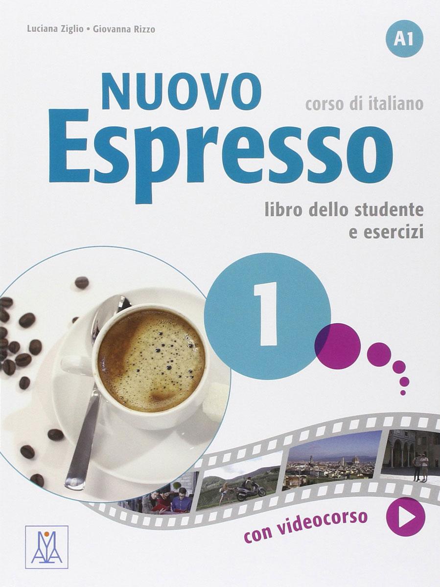 Nuovo espresso 1: Libro dello studente e esercizi: Corso di italiano (+ DVD-ROM) zndiy bry pe6 6mm e type push in splitter pneumatic fitting connectors 10 pcs