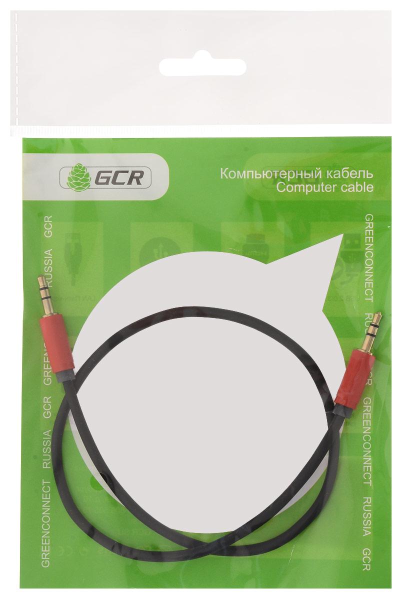 Greenconnect GCR-AVC115 аудио-кабель (0,5 м) greenconnect gcr tp6p4c2 black кабель телефонный 1 м