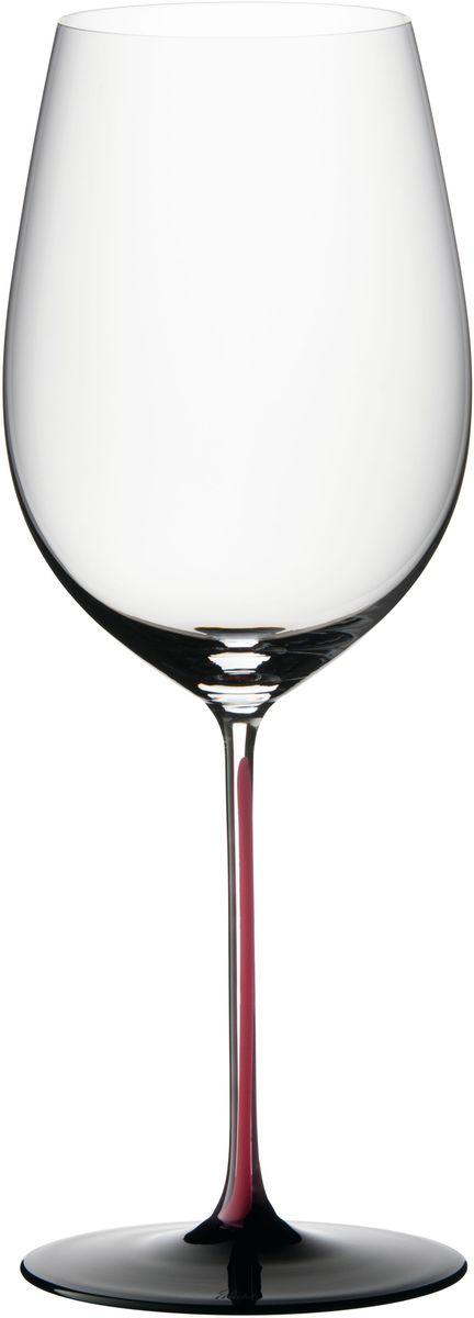 Бокал для красного вина Riedel Sommeliers. Bordeaux Grand Cru, цвет: прозрачный, красный, 860 мл
