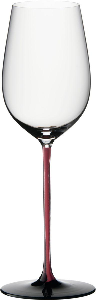 Фужер для белого вина Riedel Sommeliers. Riesling Grand Cru, цвет: прозрачный, красный, 380 мл