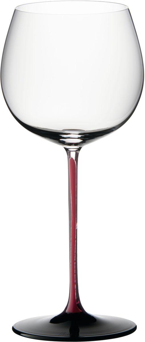 Фужер для белого вина Riedel Sommeliers. Montrachet. Chardonnay, цвет: прозрачный, красный, 500 мл4100/07 R