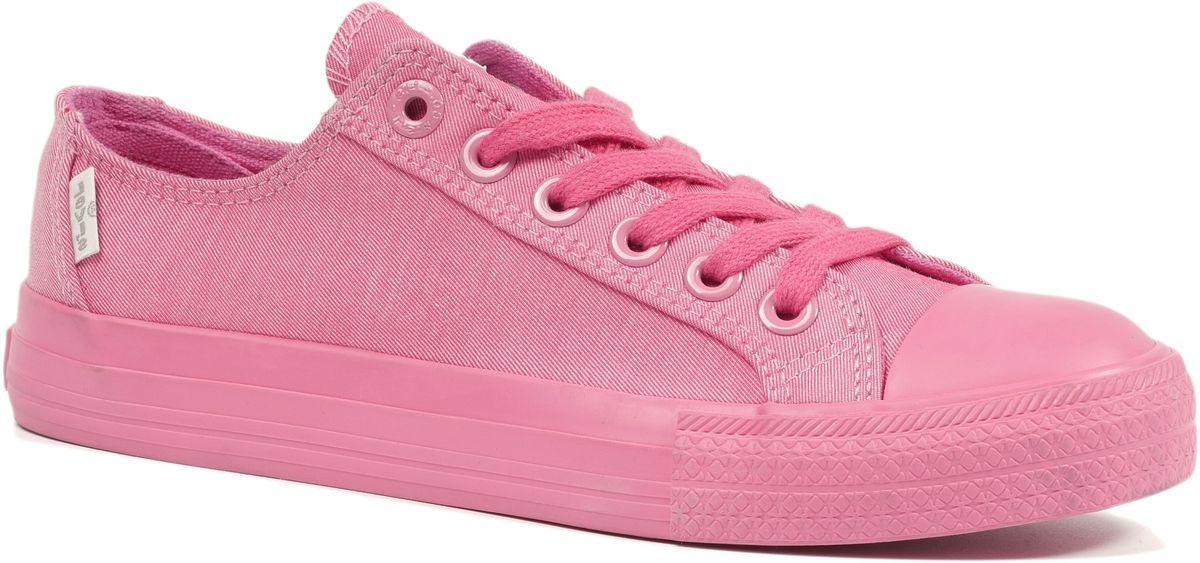 Купить Кеды женские Levi's® Tracker Low, цвет: розовый. 226275/860-45. Размер 39