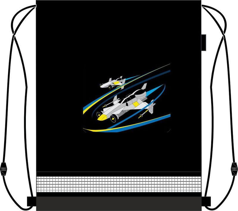MagTaller Мешок для сменной обуви Space