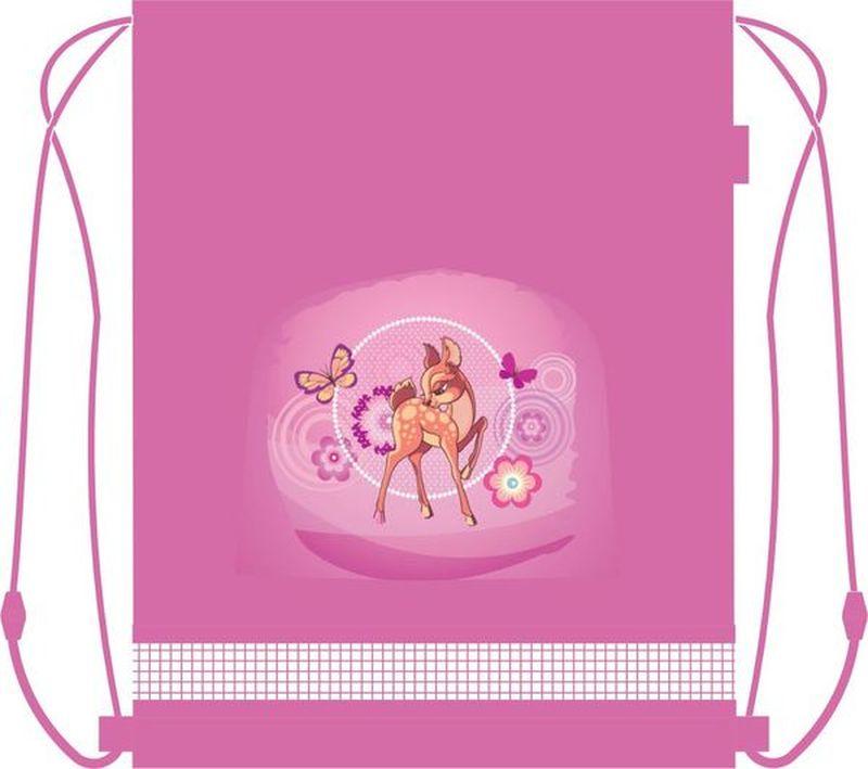 MagTaller Мешок для сменной обуви Fawn31216-46Мешок для сменной обуви MagTaller Fawn идеально подойдет как для хранения, так и для переноски сменной обуви и одежды.Мешок изготовлен из полиэстера и содержит одно вместительное отделение, затягивающееся с помощью текстильных шнурков. Плотная ткань надежно защитит сменную обувь и одежду школьника от непогоды, а удобные шнурки позволят носить мешок, как в руках, так и за спиной.Ваш ребенок с радостью будет ходить с таким аксессуаром в школу!