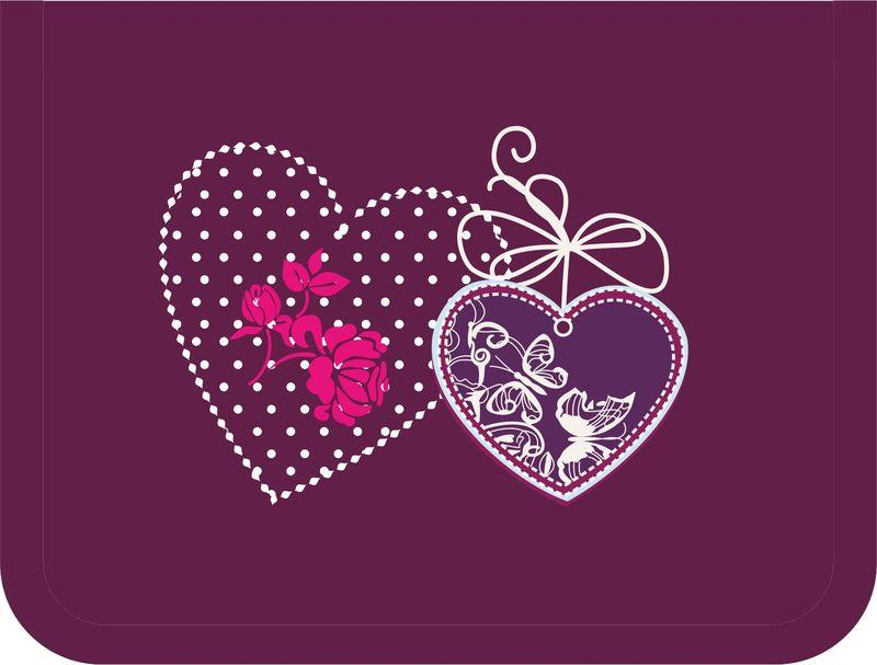 MagTaller Пенал Hearts32616-65Пенал MagTaller Hearts станет не только практичным, но и стильным школьным аксессуаром. Пенал выполнен из прочных материалов и закрывается на застежку-молнию. Состоит из одного вместительного отделения, в котором без труда поместятся канцелярские принадлежности. Для обеспечения дополнительной износоустойчивости, пенал отделан текстилем по краю, а также дополнен закругленными уголками.Такой пенал станет незаменимым помощником для школьника, с ним ручки и карандаши всегда будут под рукой и больше не потеряются.