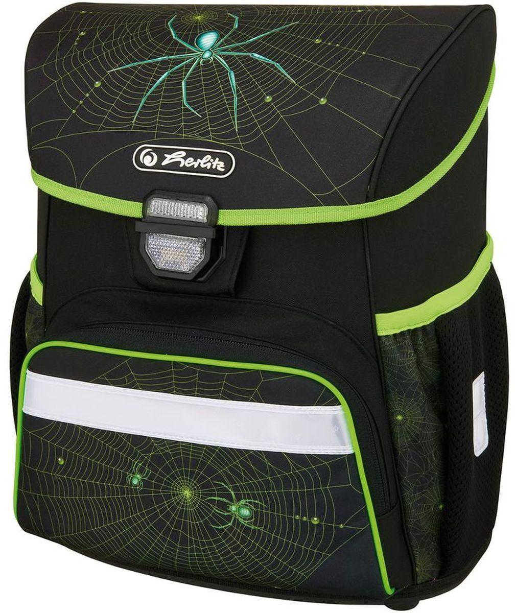 Herlitz Ранец школьный Loop Spider колготки мамуля красотуля колготки