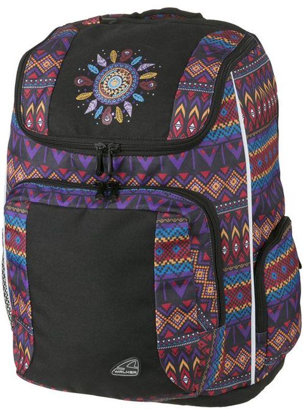 Walker Рюкзак школьный для девочки Glory Indian Dreams walker рюкзак switch indian dreams