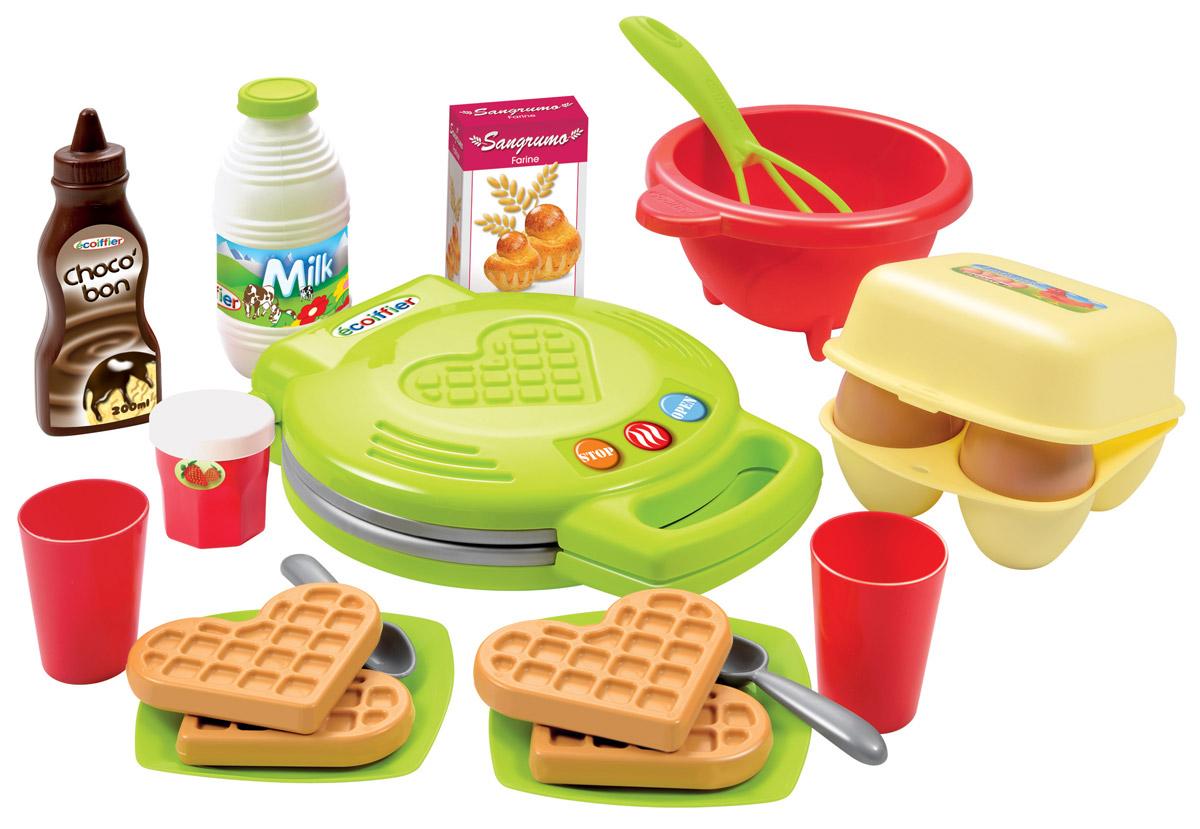 Ecoiffier Игровой набор Вафельница самойлов а а ред завтрак это просто