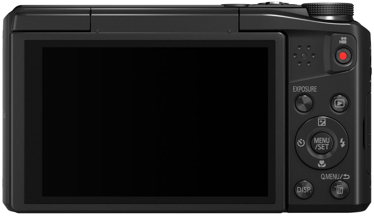 Panasonic Lumix DMC-TZ57, Blackцифровая фотокамера Panasonic