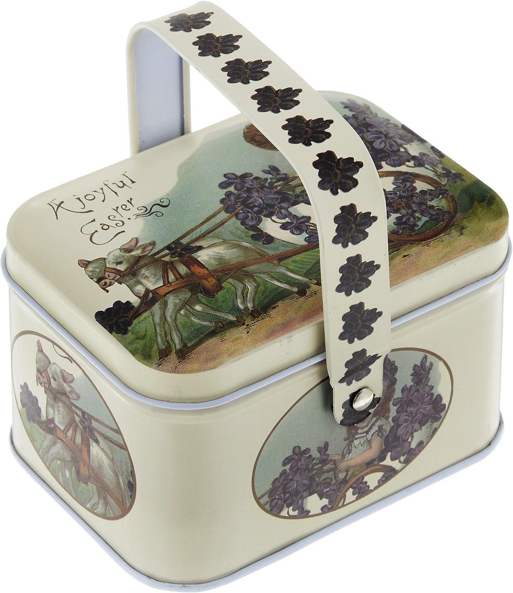 Коробка для хранения мелочей Hobby & Pro, 10,5 х 8 х 6 см. 7712767/941006 шкатулка для рукоделия hobby
