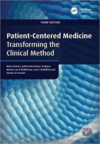 Patient-Centered Medicine: Transforming the Clinical Method krisa tailor the patient revolution how big data and analytics are transforming the health care experience