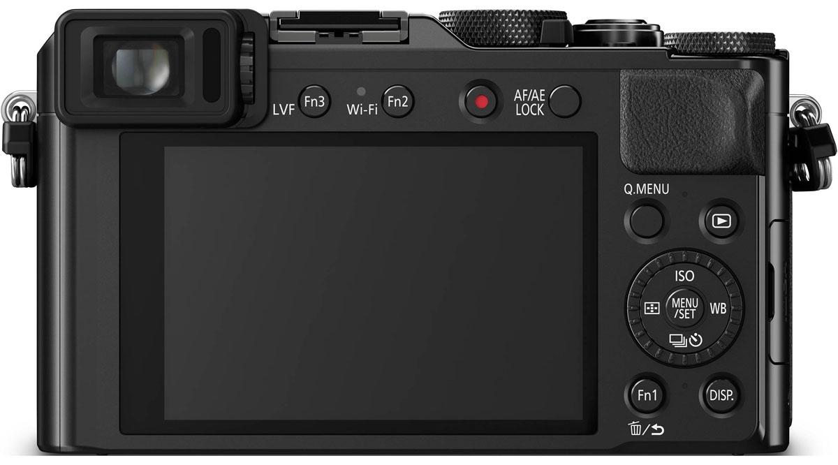 Panasonic Lumix DMC-LX100, Blackцифровая фотокамера Panasonic