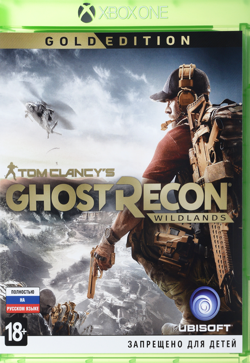 Tom Clancy's Ghost Recon Wildlands. Gold Edition (Xbox One), Ubisoft Reflections,Annecy,Ubisoft Paris,Ubisoft Bucharest,Ubisoft Montpellier,Ubisoft Milan