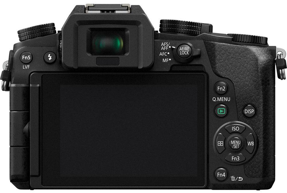 Panasonic Lumix DMC-G7 Kit 14-42mm, Blackцифровая фотокамера