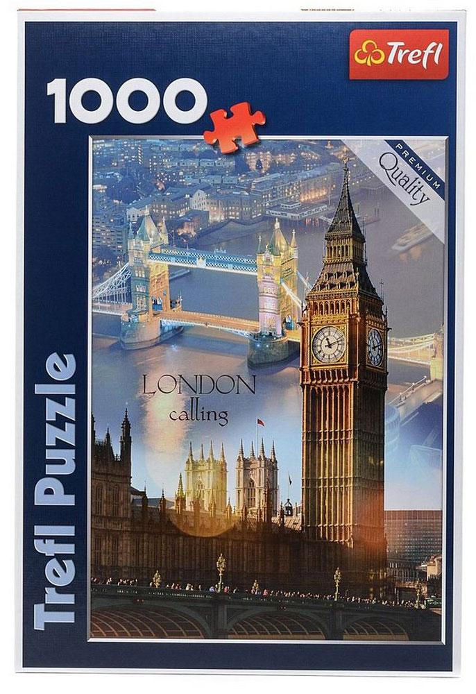 Trefl Пазл Лондон на рассвете