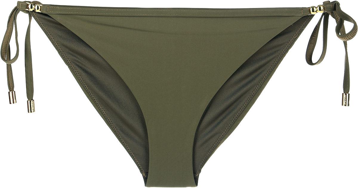 Трусы купальные Calvin Klein Underwear, цвет: хаки. KW0KW00042_302. Размер XL (50/52) хаки xl