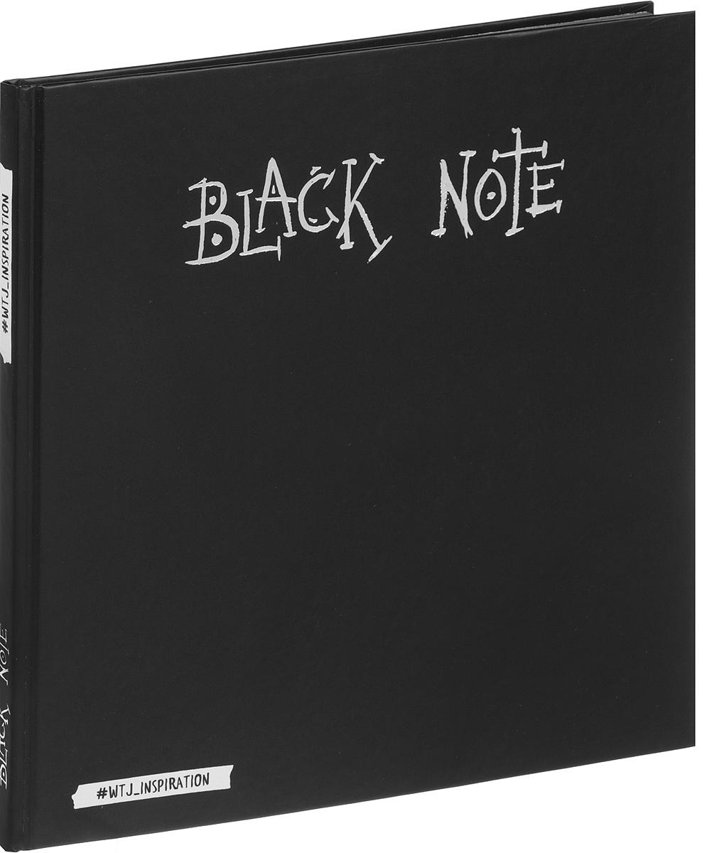 Black Note. Альбом для рисования на черной бумаге ISBN: 978-5-699-94221-3 black note альбом для рисования на черной бумаге