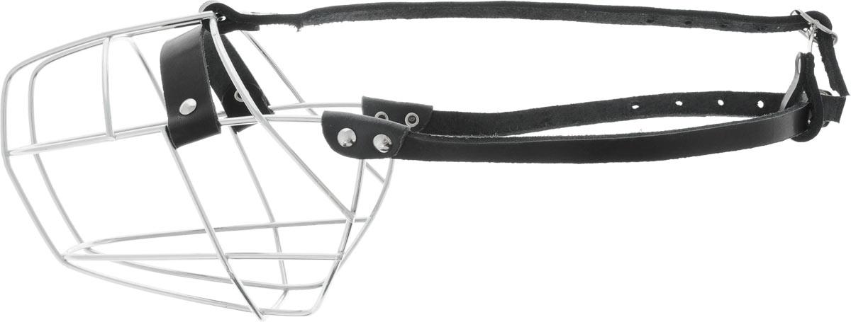 Намордник Каскад №4, обхват 36 см игрушка для животных каскад барабан с колокольчиком 4 х 4 х 4 см