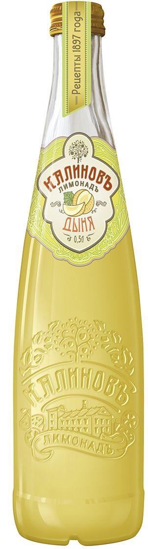 Калиновъ Лимонадъ винтажный лимонад Дыня, 0,5 л калиновъ лимонадъ винтажный лимонад тархун 0 5 л