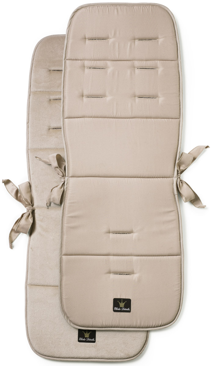 Elodie Details Матрасик в коляску Powder Pink - Коляски и аксессуары