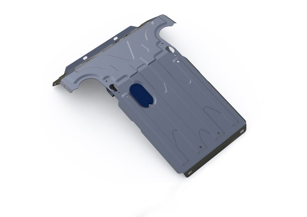 Защита картера Rival, для Chevrolet Niva, алюминий 4 мм защита картера на кайрон купить в спб
