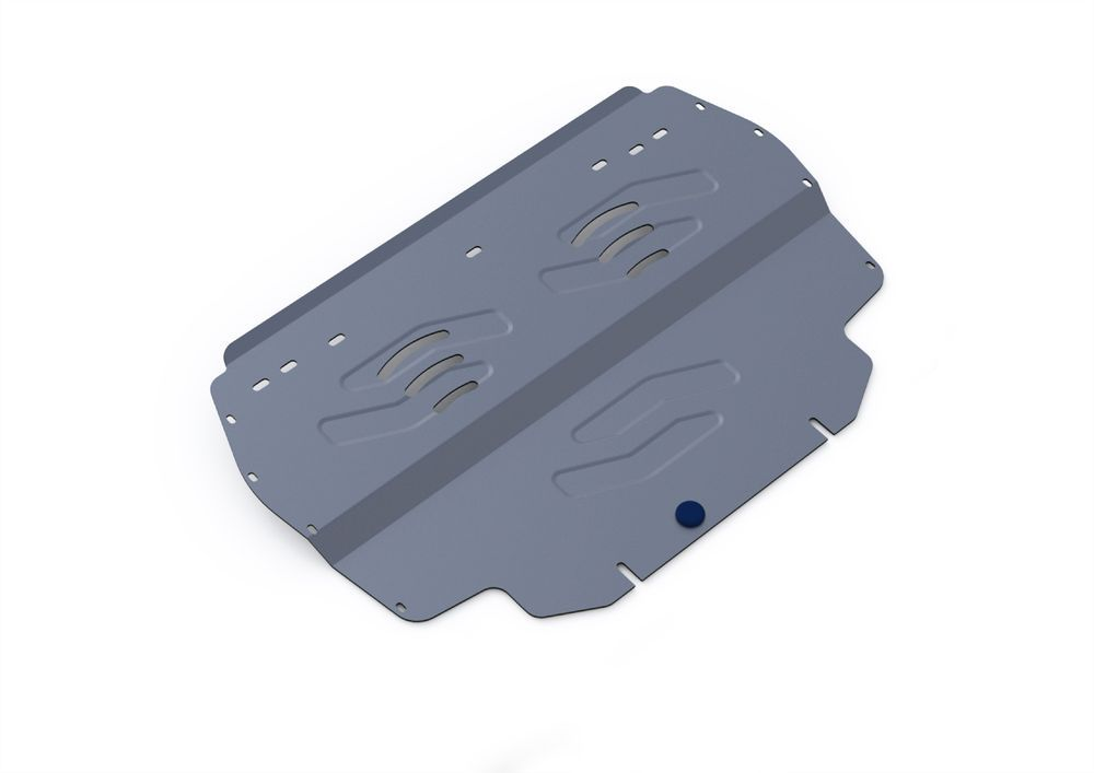 Защита картера Rival, для Audi A3, алюминий 4 мм защита картера на кайрон купить в спб