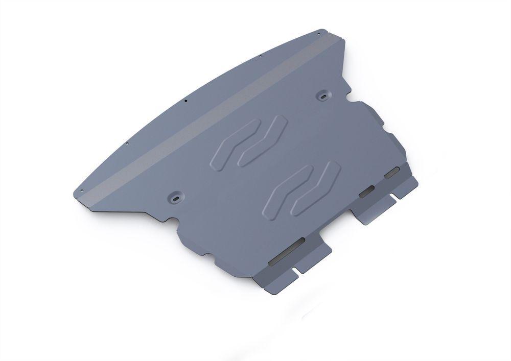 Защита картера Rival, для BMW X1, алюминий 4 мм333.0519.1Защита картера для BMW X1 2WD , 18i 2009-2015, крепеж в комплекте, алюминий 4 мм, Rival Алюминиевые защиты картера Rival надежно защищают днище вашего автомобиля от повреждений, например при наезде на бордюры, а также выполняют эстетическую функцию при установке на высокие автомобили. - Толщина алюминиевых защит в 2 раза толще стальных, а вес при этом меньше до 30%. - Отлично отводит тепло от двигателя своей поверхностью, что спасает двигатель от перегрева в летний период или при высоких нагрузках. - В отличие от стальных, алюминиевые защиты не поддаются коррозии, что гарантирует срок службы защит более 5 лет. - Покрываются порошковой краской, что надолго сохраняет первоначальный вид новой защиты и защищает от гальванической коррозии. - Глубокий штамп дополнительно усиливает конструкцию защиты. - Подштамповка в местах крепления защищает крепеж от срезания. - Технологические отверстия там, где они необходимы для смены масла и слива воды, оборудованные заглушками, надежно закрепленными на защите. Уважаемые клиенты! Обращаем ваше внимание, на тот факт, что защита имеет форму, соответствующую модели данного автомобиля. Фото служит для визуального восприятия товара.