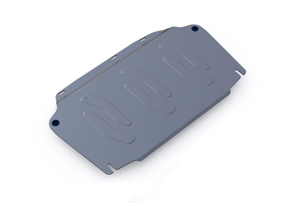 Защита картера и КПП Rival, для Hyundai Elantra, алюминий 4 мм. 333.2302.2333.2302.2Защита картера и КПП для Hyundai Elantra , V - 1,6, 2,0 2007-2011, крепеж в комплекте, алюминий 4 мм, Rival Алюминиевые защиты картера Rival надежно защищают днище вашего автомобиля от повреждений, например при наезде на бордюры, а также выполняют эстетическую функцию при установке на высокие автомобили. - Толщина алюминиевых защит в 2 раза толще стальных, а вес при этом меньше до 30%. - Отлично отводит тепло от двигателя своей поверхностью, что спасает двигатель от перегрева в летний период или при высоких нагрузках. - В отличие от стальных, алюминиевые защиты не поддаются коррозии, что гарантирует срок службы защит более 5 лет. - Покрываются порошковой краской, что надолго сохраняет первоначальный вид новой защиты и защищает от гальванической коррозии. - Глубокий штамп дополнительно усиливает конструкцию защиты. - Подштамповка в местах крепления защищает крепеж от срезания. - Технологические отверстия там, где они необходимы для смены масла и слива воды, оборудованные заглушками, надежно закрепленными на защите. Уважаемые клиенты! Обращаем ваше внимание, на тот факт, что защита имеет форму, соответствующую модели данного автомобиля. Фото служит для визуального восприятия товара.
