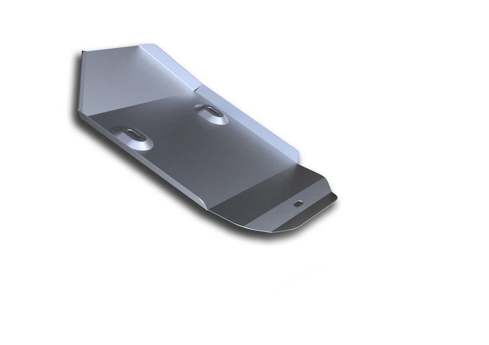 Защита редуктора Rival, для Hyundai Creta, 4WD, V - 2,0 2016-333.2362.1Защита Rival изготовленная из алюминия толщиной 4 мм, надежно защитит днище вашего автомобиля от повреждений, например при наезде на бордюры, а также выполняет эстетическую функцию при установке на высокие автомобили.- Толщина алюминиевых защит в 2 раза толще стальных, а вес при этом меньше до 30%.- Отлично отводит тепло от двигателя своей поверхностью, что спасает двигатель от перегрева в летний период или при высоких нагрузках.- В отличие от стальных, алюминиевые защиты не поддаются коррозии, что гарантирует срок службы защит более 5 лет.- Покрываются порошковой краской, что надолго сохраняет первоначальный вид новой защиты и защищает от гальванической коррозии.- Глубокий штамп дополнительно усиливает конструкцию защиты.- Подштамповка в местах крепления защищает крепеж от срезания.- Технологические отверстия там, где они необходимы для смены масла и слива воды, оборудованные заглушками, надежно закрепленными на защите.Крепеж в комплекте. Уважаемые клиенты!Обращаем ваше внимание, на тот факт, что защита имеет форму, соответствующую модели данного автомобиля. Фото служит для визуального восприятия товара.