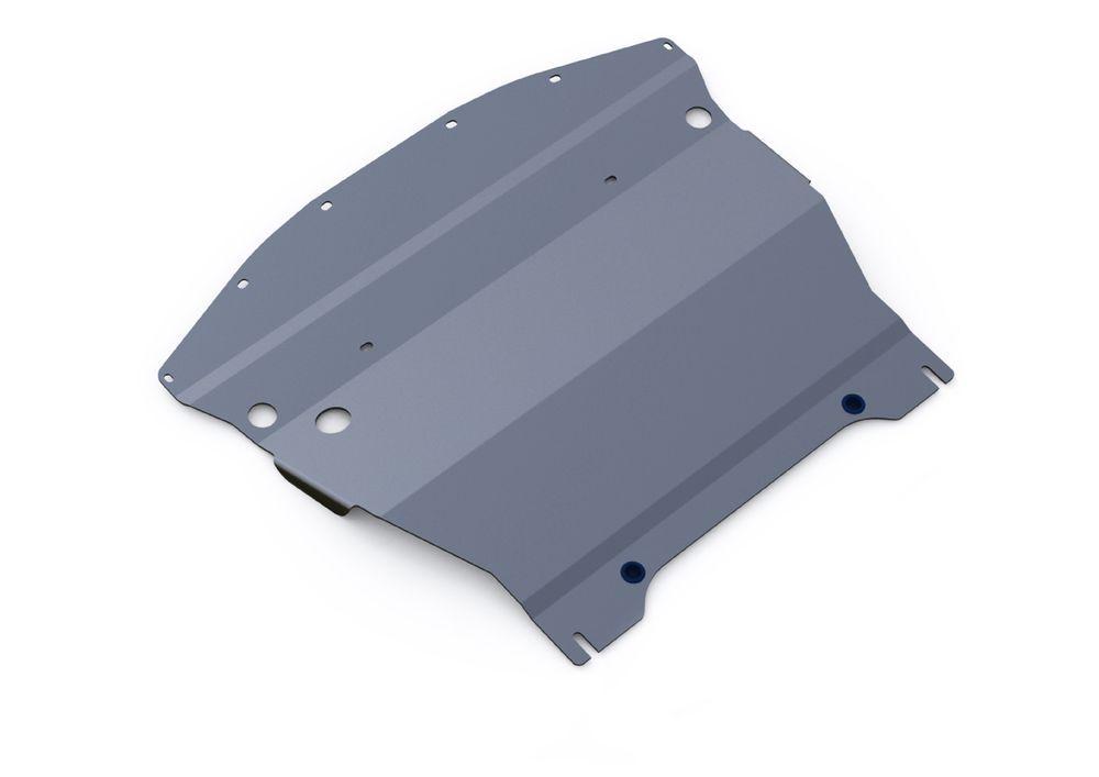 Защита картера Rival, для Infiniti Q70, алюминий 4 мм333.2414.1Защита картера для Infiniti Q70, V - 2,5 2014-, крепеж в комплекте, алюминий 4 мм, Rival Алюминиевые защиты картера Rival надежно защищают днище вашего автомобиля от повреждений, например при наезде на бордюры, а также выполняют эстетическую функцию при установке на высокие автомобили. - Толщина алюминиевых защит в 2 раза толще стальных, а вес при этом меньше до 30%. - Отлично отводит тепло от двигателя своей поверхностью, что спасает двигатель от перегрева в летний период или при высоких нагрузках. - В отличие от стальных, алюминиевые защиты не поддаются коррозии, что гарантирует срок службы защит более 5 лет. - Покрываются порошковой краской, что надолго сохраняет первоначальный вид новой защиты и защищает от гальванической коррозии. - Глубокий штамп дополнительно усиливает конструкцию защиты. - Подштамповка в местах крепления защищает крепеж от срезания. - Технологические отверстия там, где они необходимы для смены масла и слива воды, оборудованные заглушками, надежно закрепленными на защите. Уважаемые клиенты! Обращаем ваше внимание, на тот факт, что защита имеет форму, соответствующую модели данного автомобиля. Фото служит для визуального восприятия товара.