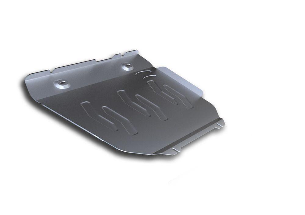 Защита картера и КПП Rival, для Jeep Compass, алюминий 4 мм333.2707.1Защита картера и КПП для Jeep Compass, V - 2,4 2007-, крепеж в комплекте, алюминий 4 мм, Rival Алюминиевые защиты картера Rival надежно защищают днище вашего автомобиля от повреждений, например при наезде на бордюры, а также выполняют эстетическую функцию при установке на высокие автомобили. - Толщина алюминиевых защит в 2 раза толще стальных, а вес при этом меньше до 30%. - Отлично отводит тепло от двигателя своей поверхностью, что спасает двигатель от перегрева в летний период или при высоких нагрузках. - В отличие от стальных, алюминиевые защиты не поддаются коррозии, что гарантирует срок службы защит более 5 лет. - Покрываются порошковой краской, что надолго сохраняет первоначальный вид новой защиты и защищает от гальванической коррозии. - Глубокий штамп дополнительно усиливает конструкцию защиты. - Подштамповка в местах крепления защищает крепеж от срезания. - Технологические отверстия там, где они необходимы для смены масла и слива воды, оборудованные заглушками, надежно закрепленными на защите. Уважаемые клиенты! Обращаем ваше внимание, на тот факт, что защита имеет форму, соответствующую модели данного автомобиля. Фото служит для визуального восприятия товара.