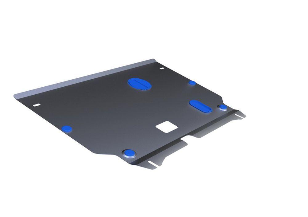 Защита картера и КПП Rival, для Kia Optima, алюминий 4 мм защита картера на кайрон купить в спб